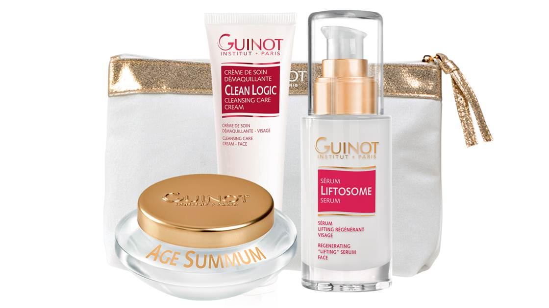WIN a GUINOT skincare pack worth $648!