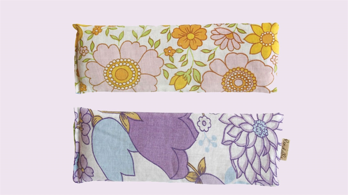 rondelle designs eye pillow