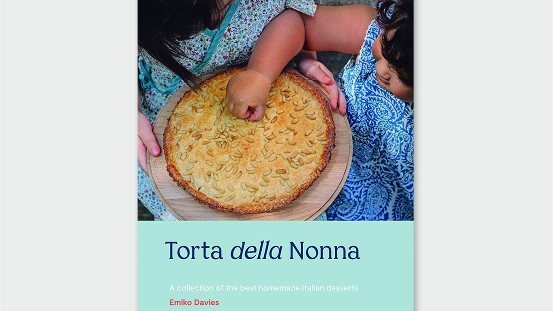 torta della nonna book