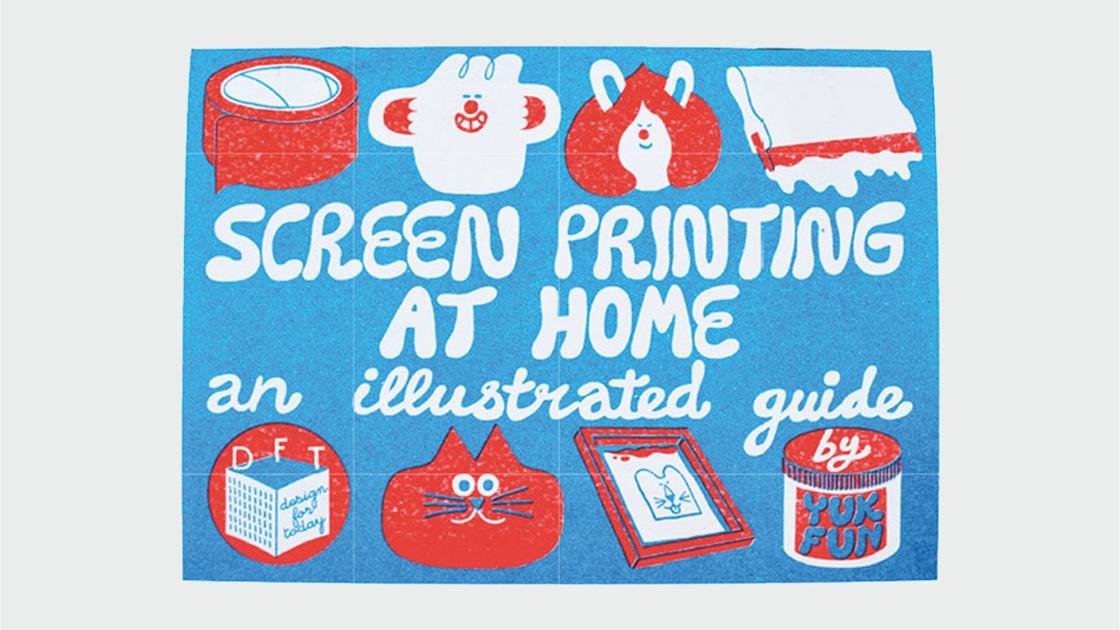 yuk fun screen-printing guide