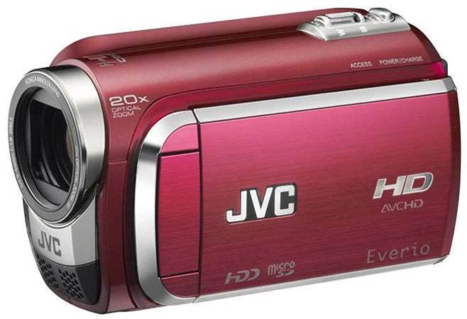 JVC Everio GZ-HD300 camcorder can't compete with cheaper HD cameras