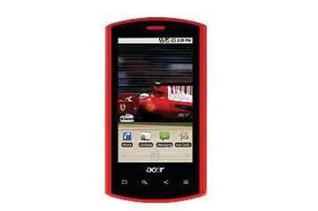 First look: Acer Liquid E Ferrari Special Edition