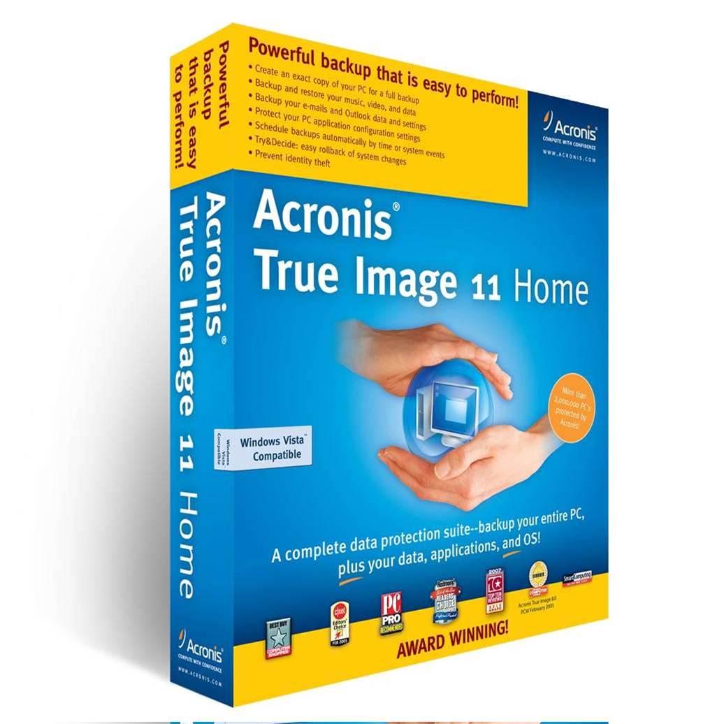 Acronis True Image 11 Home