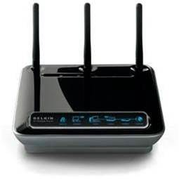 Belkin N1 Vision Wireless Modem Router