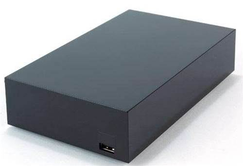 LaCie Network Space 500GB