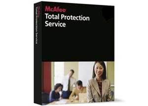 McAfee Total Protection Service, why hosting is a godsend for small business