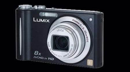 Panasonic Lumix DMC-ZR3, big zoom and high-quality video mode
