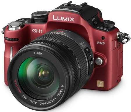 Panasonic's DMC-GH1 is just too expensive to compete with better DSLRs