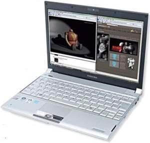 Toshiba Portégé R600, best ultralight business laptop ever?