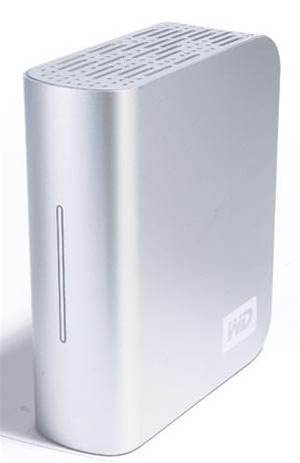 Western Digital MyBook Studio Edition
