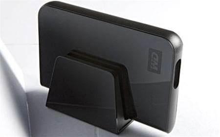 Product Brief: Western Digital My Passport AV 320GB