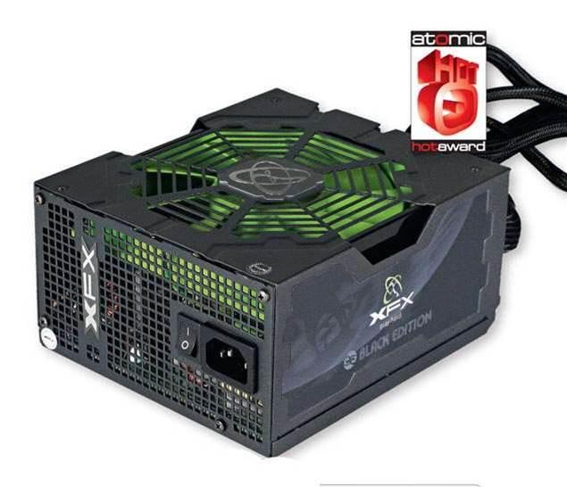 XFX 750W Black Edition PSU runs smooth