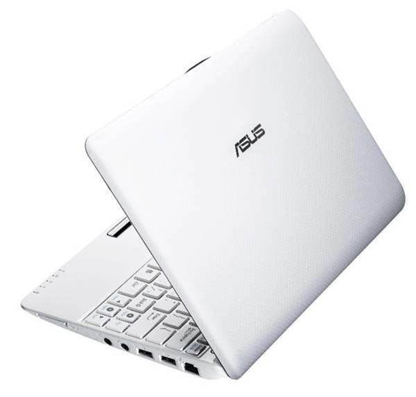 Asus' Eee PC Seashell 1005P has excellent battery life, but makes us question the future of netbooks