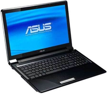 Asus' UL50 15in laptop squeezes in 11 hours of battery life on light use