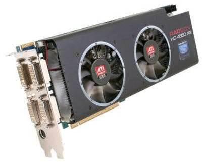 ATI Radeon HD 4850 X2