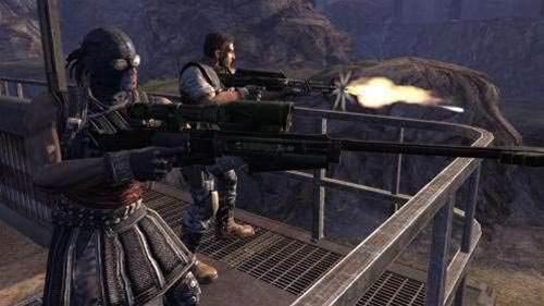 Borderlands: A first person shooter for freaks and geeks