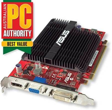 ATI Radeon HD 4350, best value graphics card at budget prices