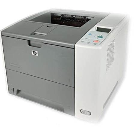 HP's LaserJet P3005 printer gets the job done, but can't match competition