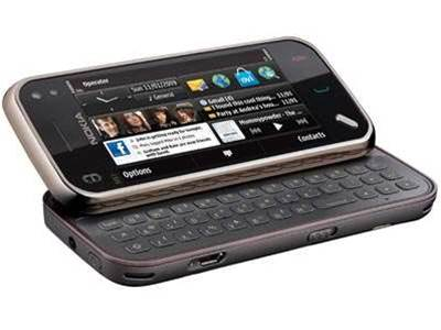 Nokia's N97 Mini is small on size, yet big on battery life with an excellent keyboard