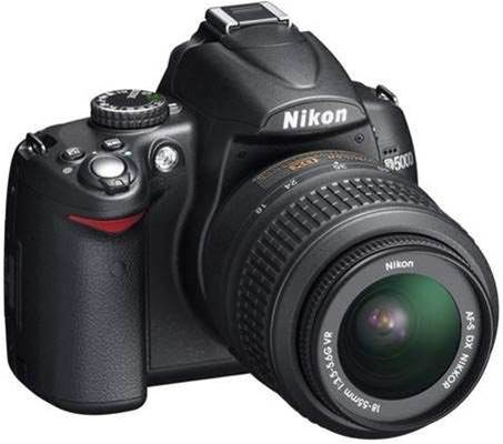 Nikon's D5000, the best DSLR you can currently buy for less than $1500