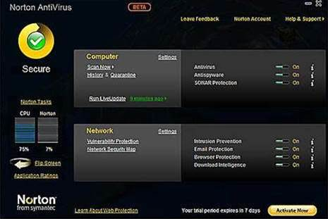 Norton Internet Security 2010, feature packed and pleasingly nimble