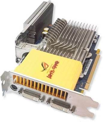 Nvidia GeForce 8600 GTS