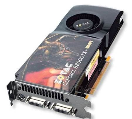 Nvidia GeForce 9800 GT, toe-to-toe with ATI's HD 4830