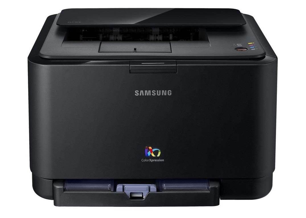 High printing costs keeps Samsung's CLP-315 out of reach