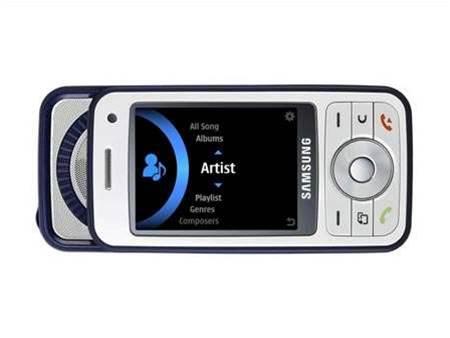 FIRST LOOK: Samsung Live Loud SGH-i450