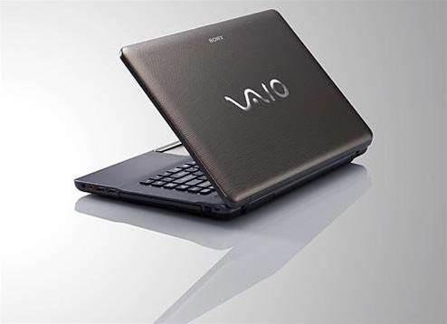Sony's VAIO VGN-NW25GF/S has the stylings, but not the performance dazzle
