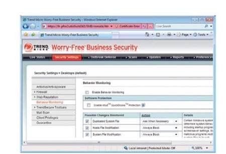 Trend Micro PC-cillin Internet Security Pro 2009