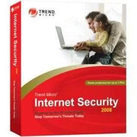 Trend Micro Internet Security 2008