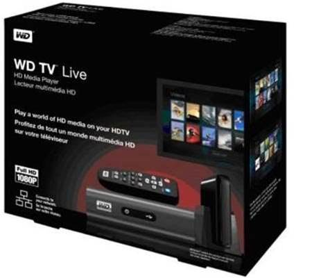 Western Digital's WD TV Live is our favourite media streaming device