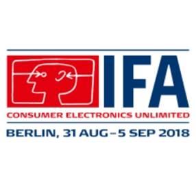 IFA 2018, Berlin