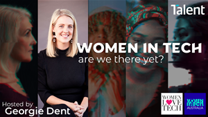 Georgie Dent Presents Intimate Women In Tech Event With A Different Approach