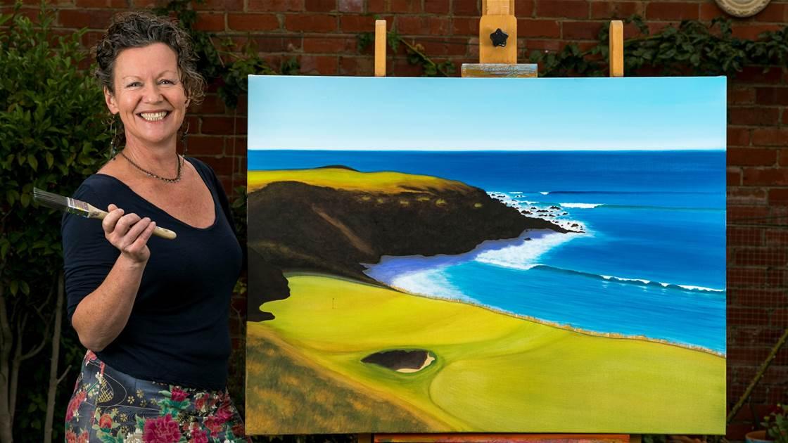 The Art of Golf: Master Strokes