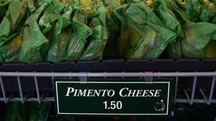 Opposing views: Is the Masters pimento cheese sandwich delicious?