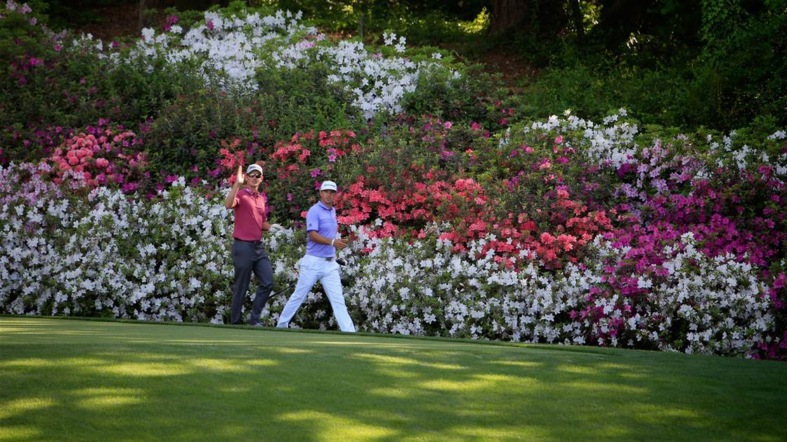 Top-10 Masters Traditions