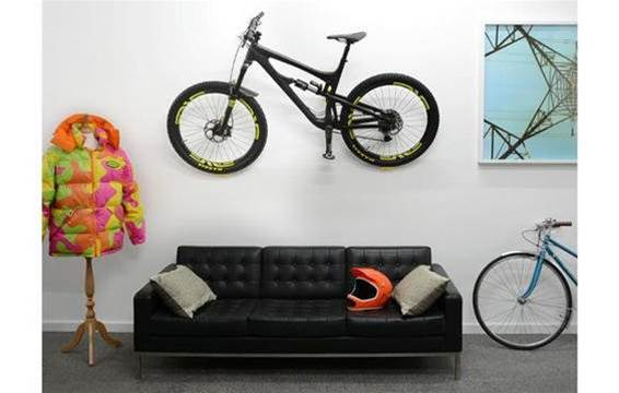 4 genius bike racks for every kind of home