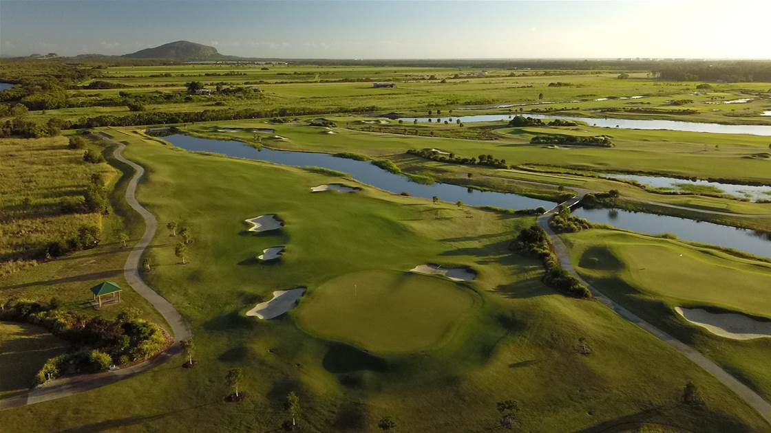 Join A Club: Maroochy River Golf Club
