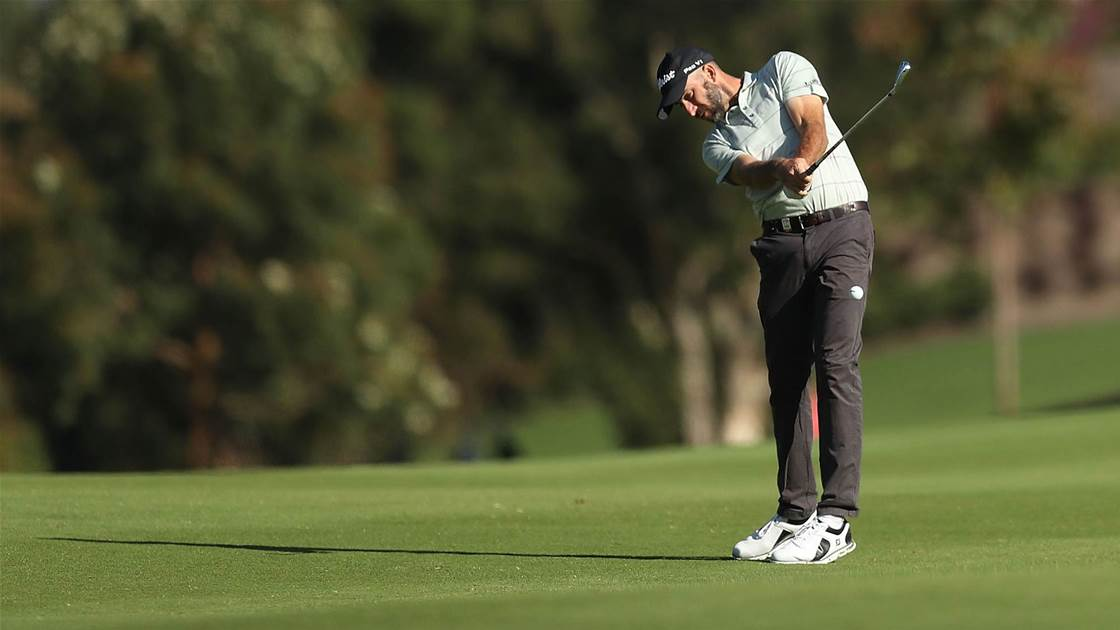 OGILVY: Golf really is a game of opposites