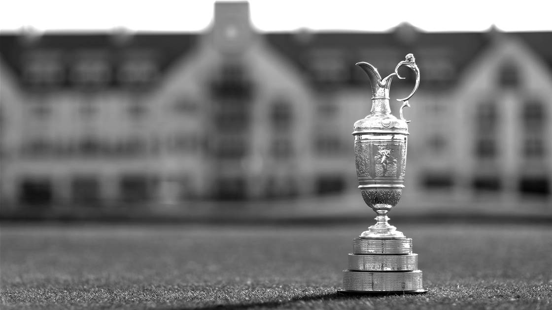 Carnoustie Golf Links: Australia's unhappiest hunting ground