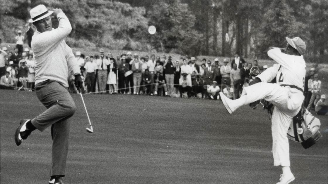 Show up, keep up & win: The 10 best caddies of all-time