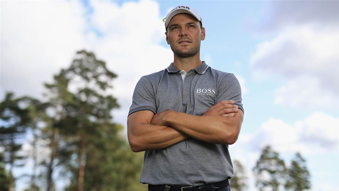 Exclusive: Martin Kaymer's mission Down Under