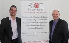 2018 CRN Fast50 No.6 RIoT Solutions