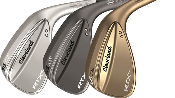 TESTED: Cleveland RTX 4 Wedges