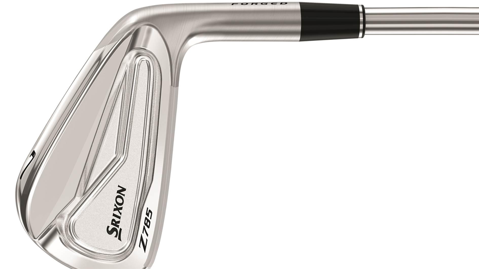 TESTED: Srixon Z 585 & Z 785 Irons