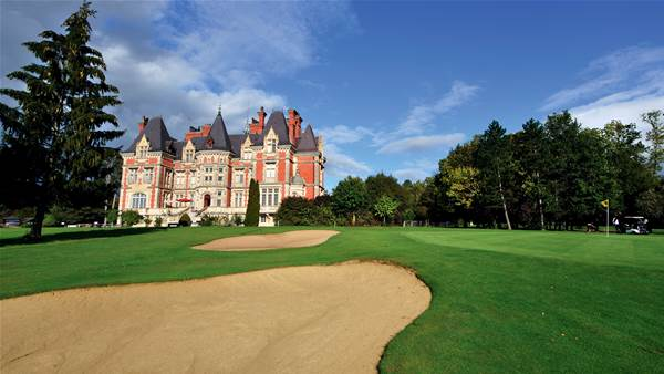 Exotic Destination: Champagne Golf