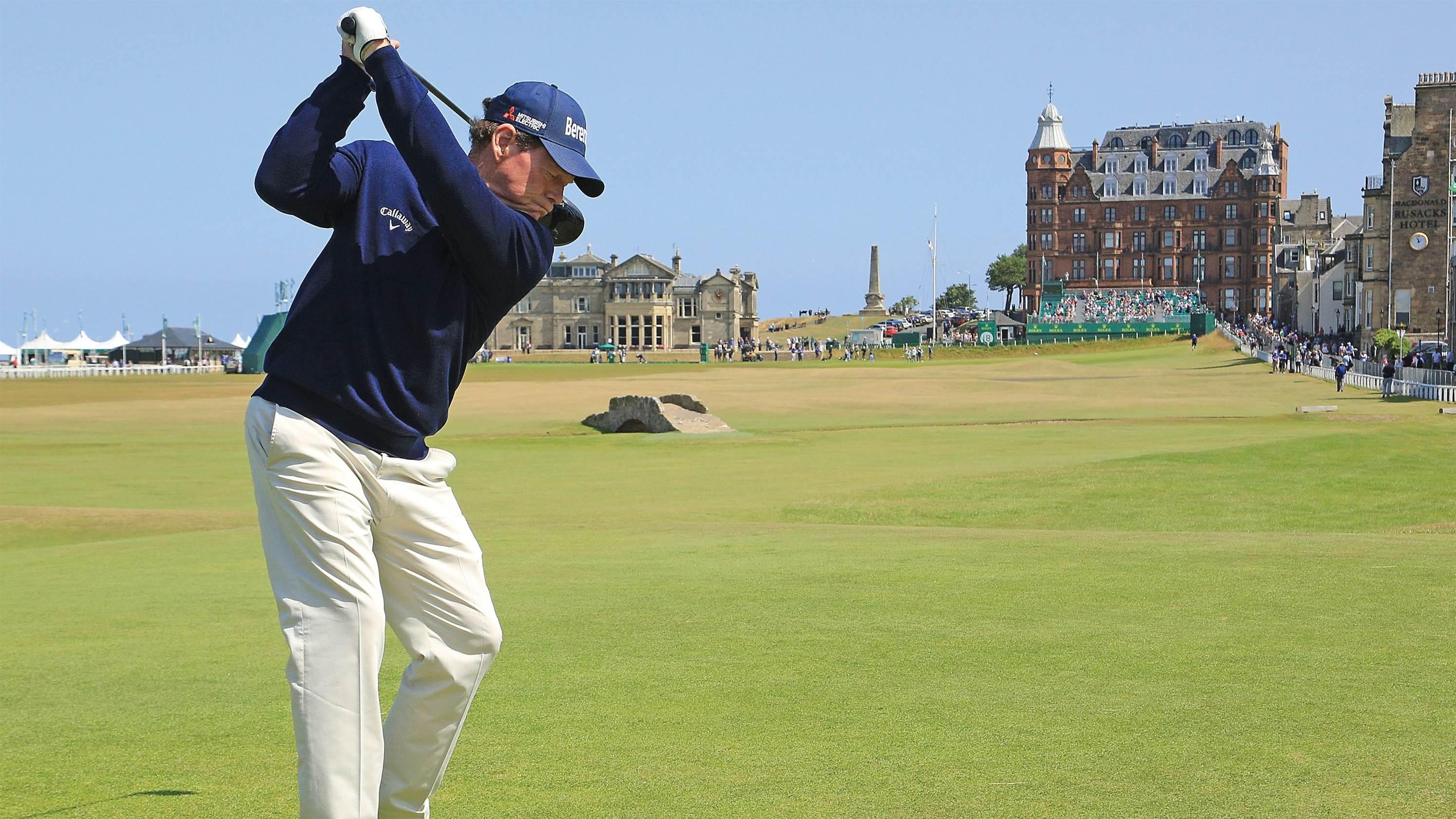 A Golfing Life: Tom Watson
