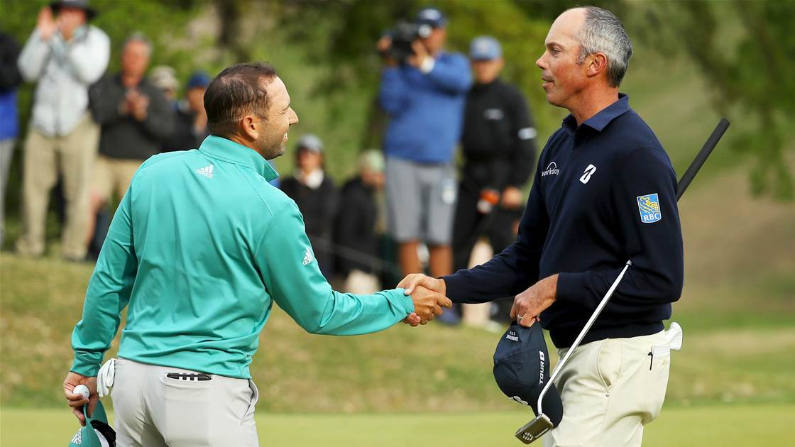 Morri: Kuchar right to play by the rules